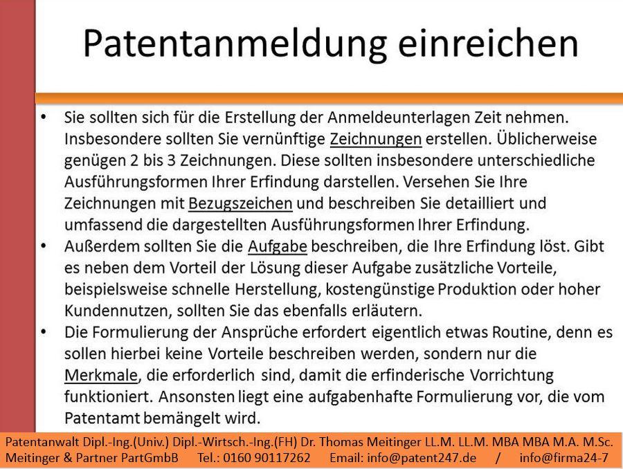 3_patentanmeldung einreichen